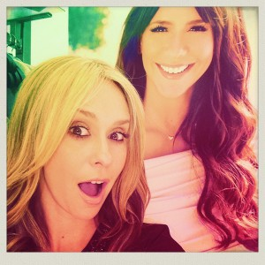 Jennifer Love Hewitt cambia de look